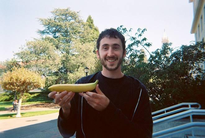 An astounding banana