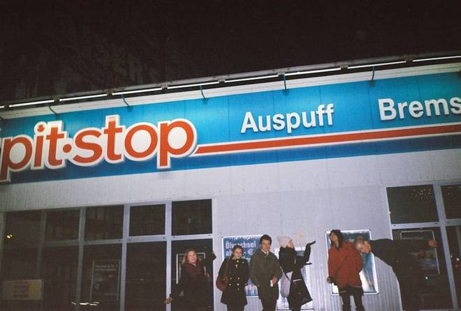 Auspuff
