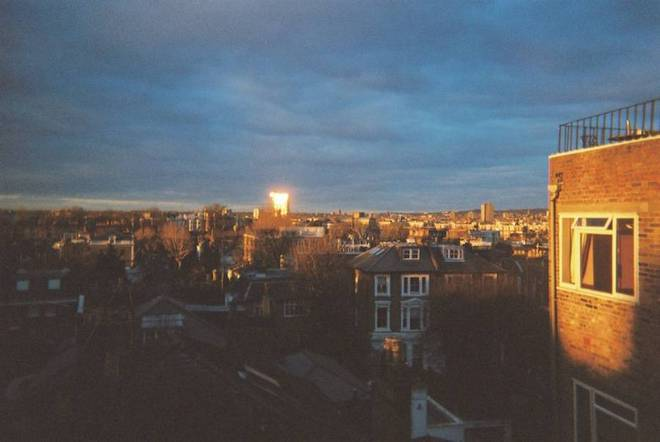 Notting Hill sunset