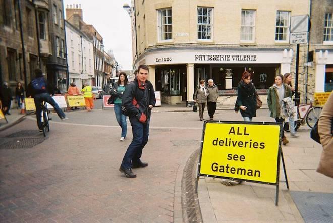 see Gateman