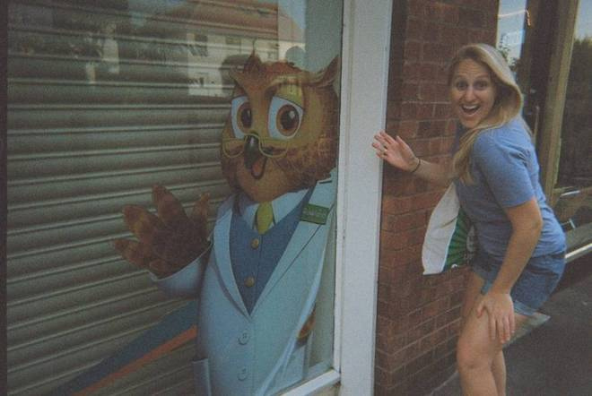 Pharmacy owl
