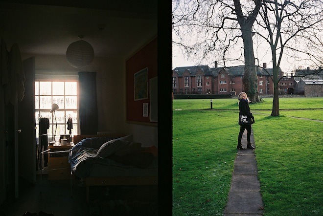 room & college