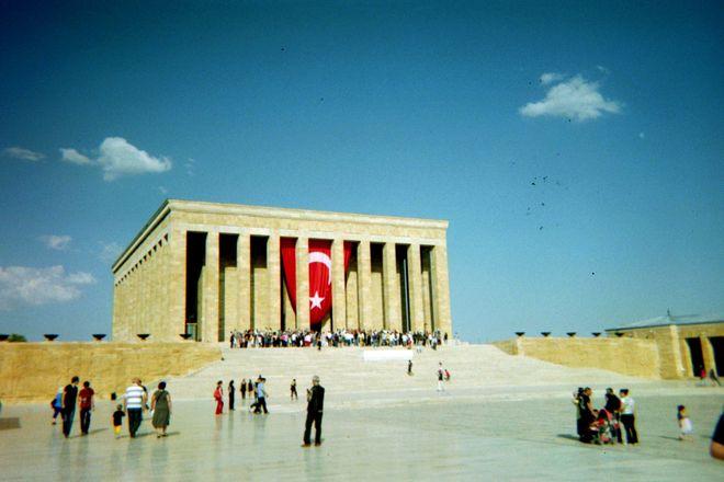 Atatürk masoleum
